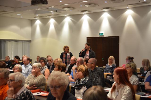 Emilia Valkosen esitys kirvotti keskustelua siitä, kuinka sivistystä pidetään yllä.